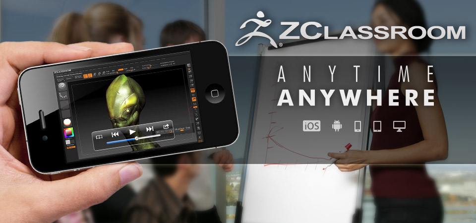 ZClassroom is now playable on your mobile devices.