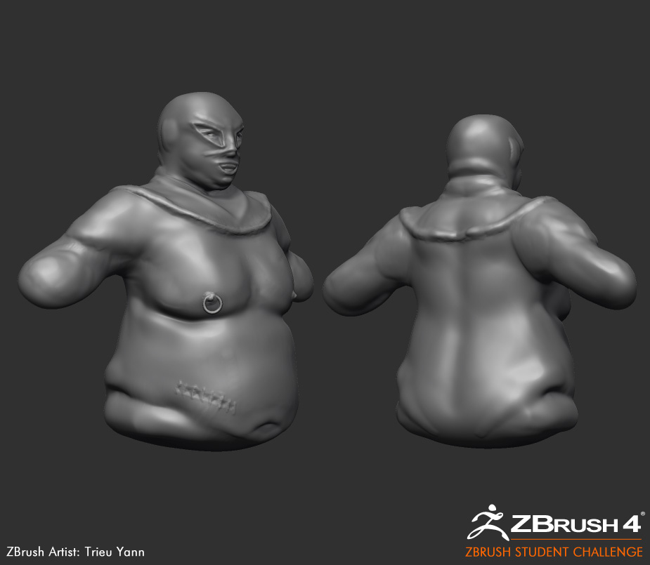 Recap: ZBrush Student Challenge at the Montreal