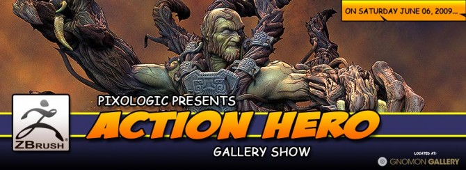 Action Hero Gallery