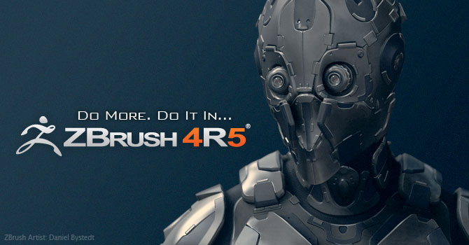 ZBrush 4R5 disponible
