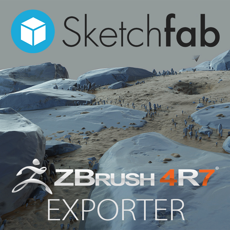 Sketchfab Featured