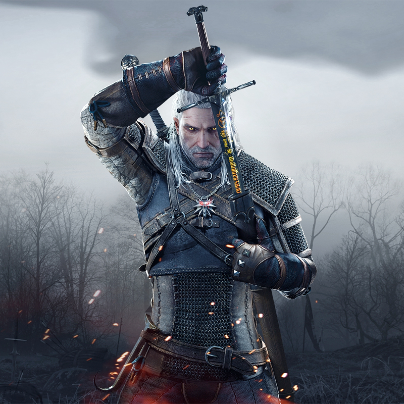 Witcher 3 Character Artist Marcin Klicki Shares His ZBrush Models