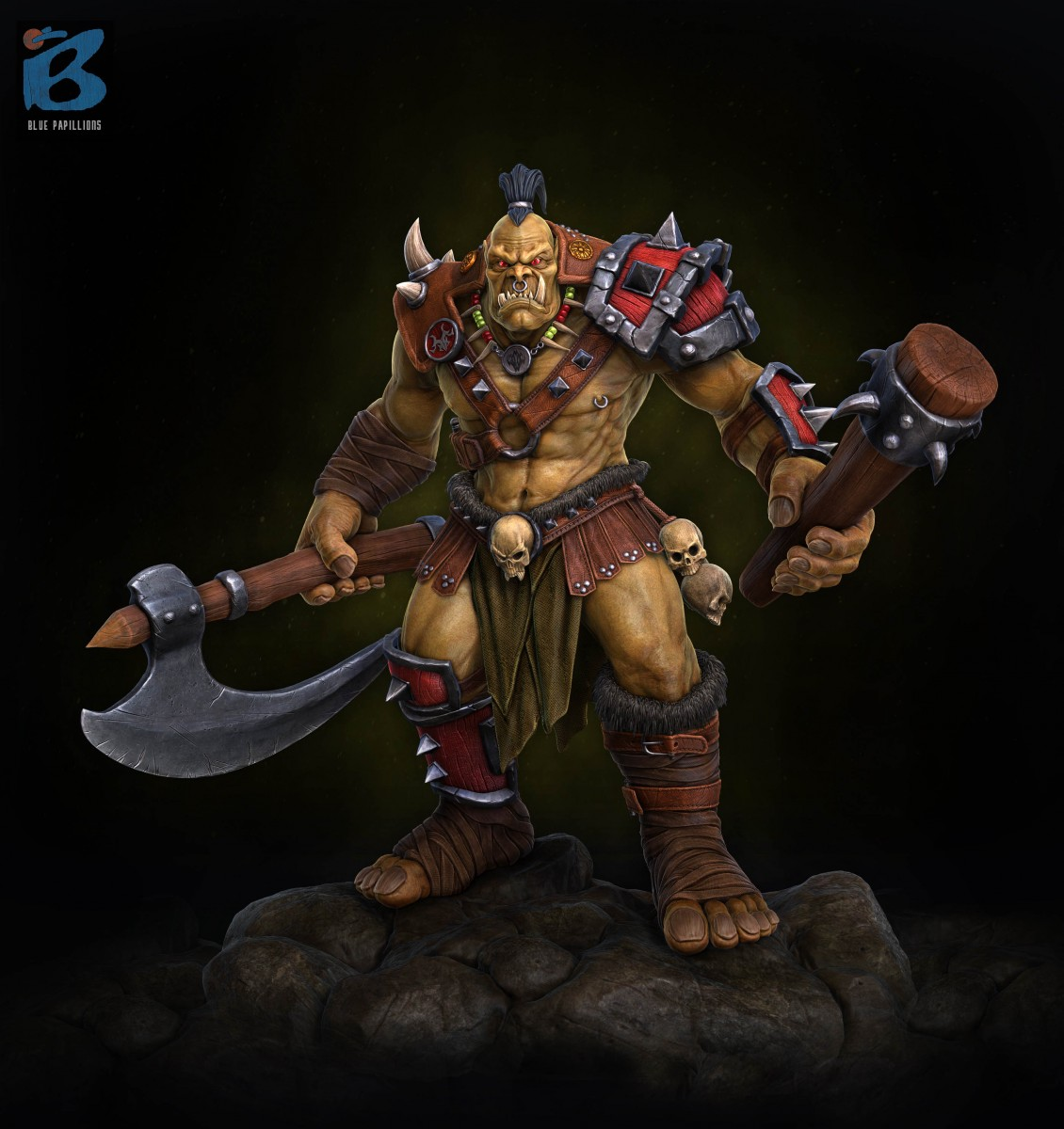 Orc 2 blog