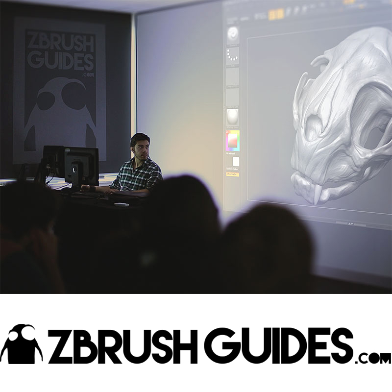 ZBrushGuides Featured