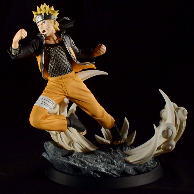 Tsume Creates Ultra Limited Naruto Collectibles Using ZBrush