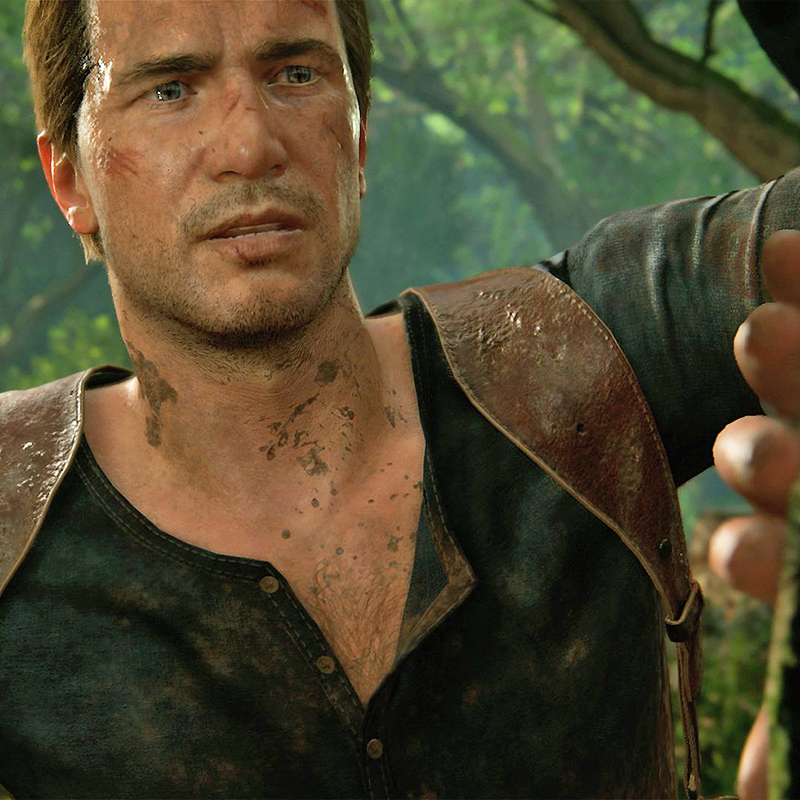 Naughty Dog Shows off Uncharted 4 and its Highly Detailed Artwork