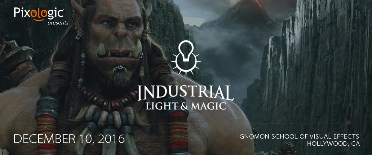 Pixologic: ZBrush Blog » Special Presentation by Industrial Light