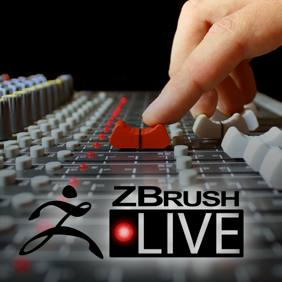 ZBrushLIVE Insta HD