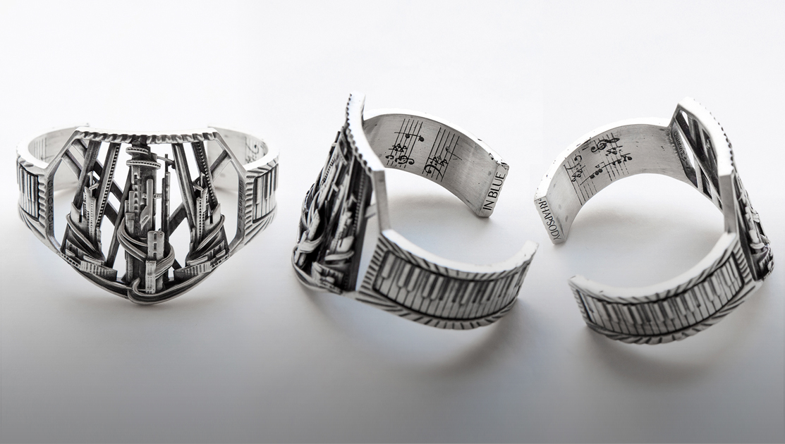 Pixologic: ZBrush Blog » Jewelry Design Aided by ZBrush and 3D Printing