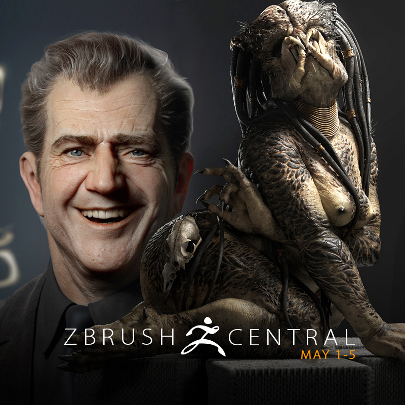 ZBrushCentral Highlights May 1-5
