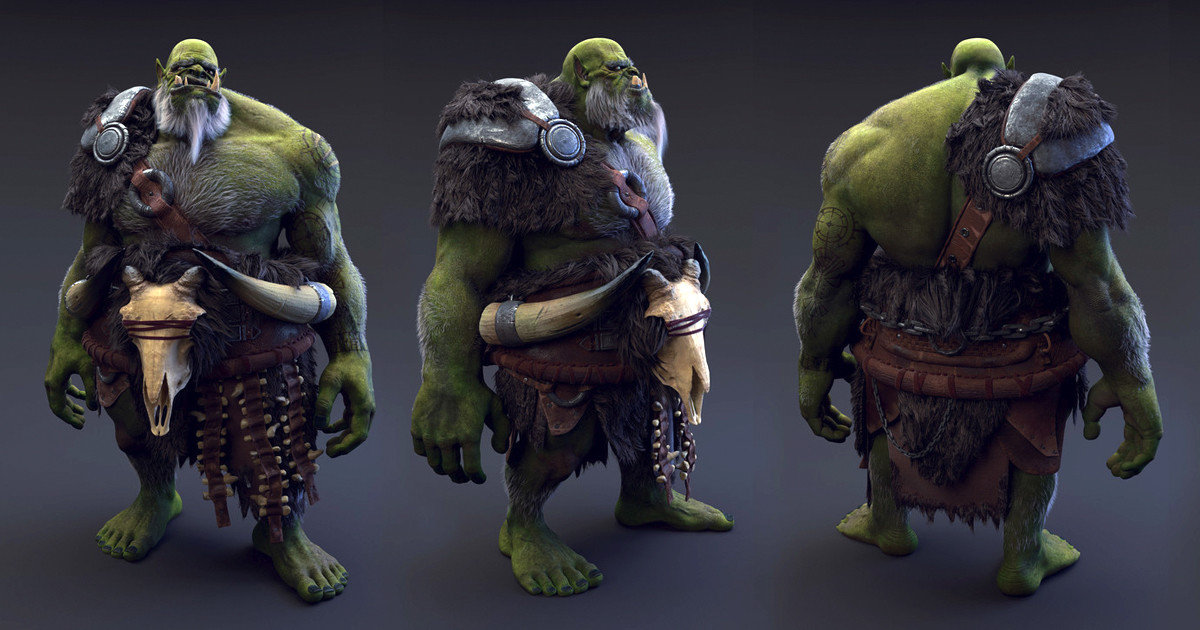 Old Orc Facebook