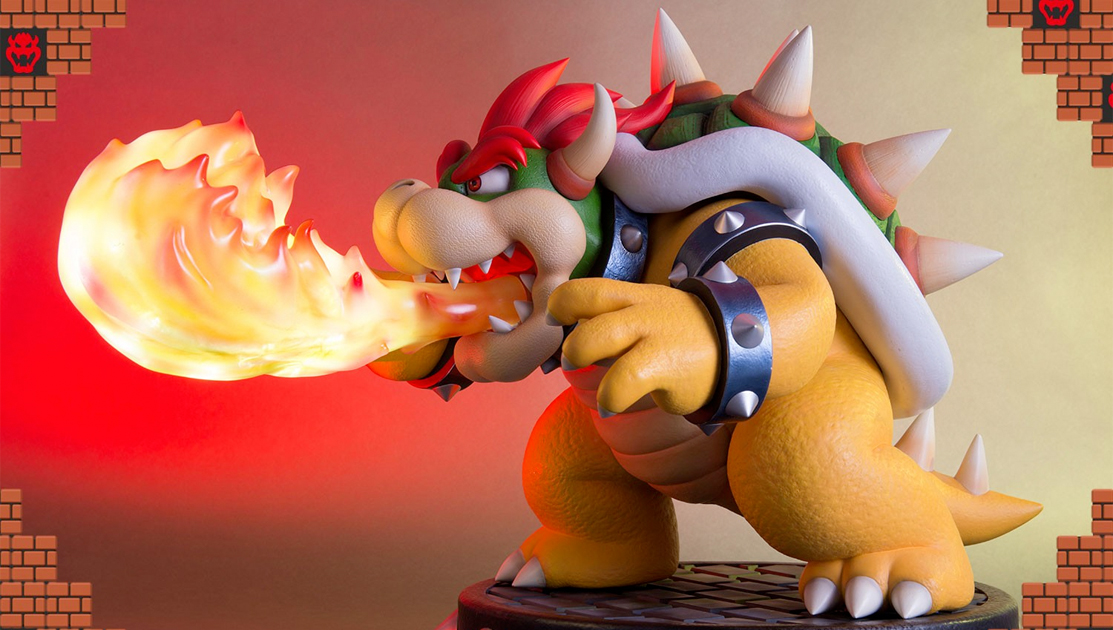 Bowser Lead In