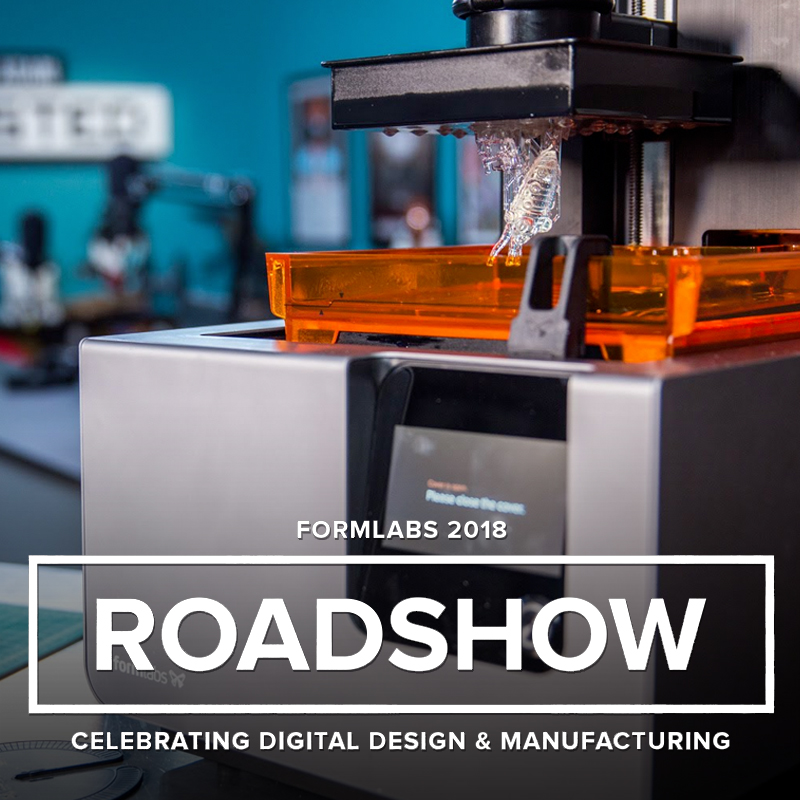 Join Pixologic at the Formlabs Roadshow in Los Angeles