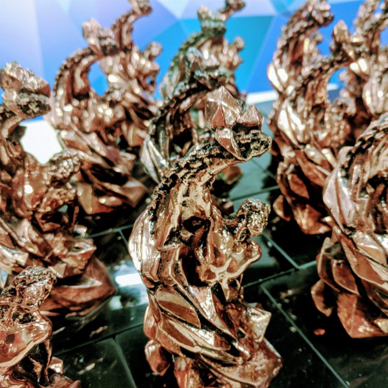 ZBrush Nominated at 2018 3D Printing Industry Awards