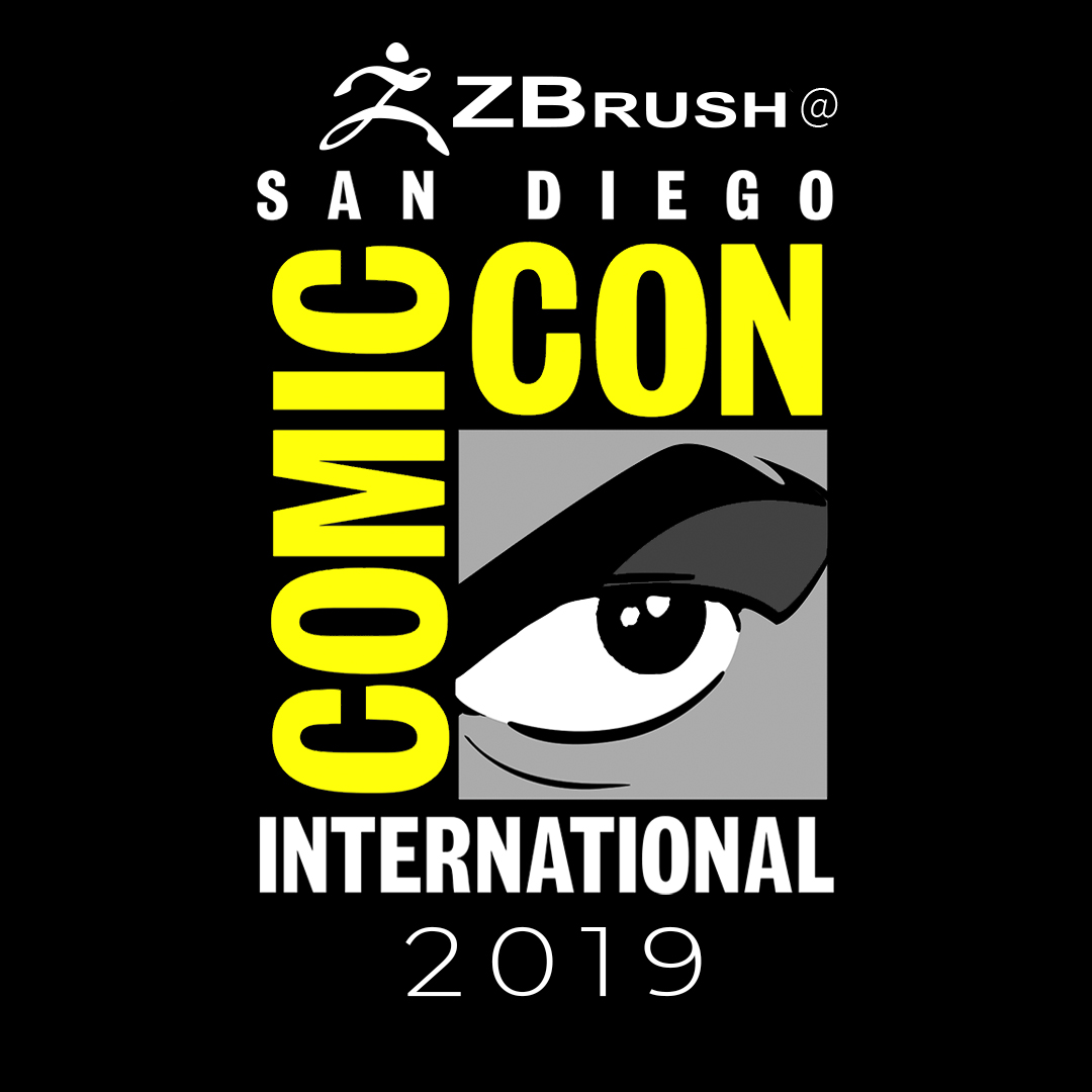 VISIT PIXOLOGIC AT COMIC-CON 2019