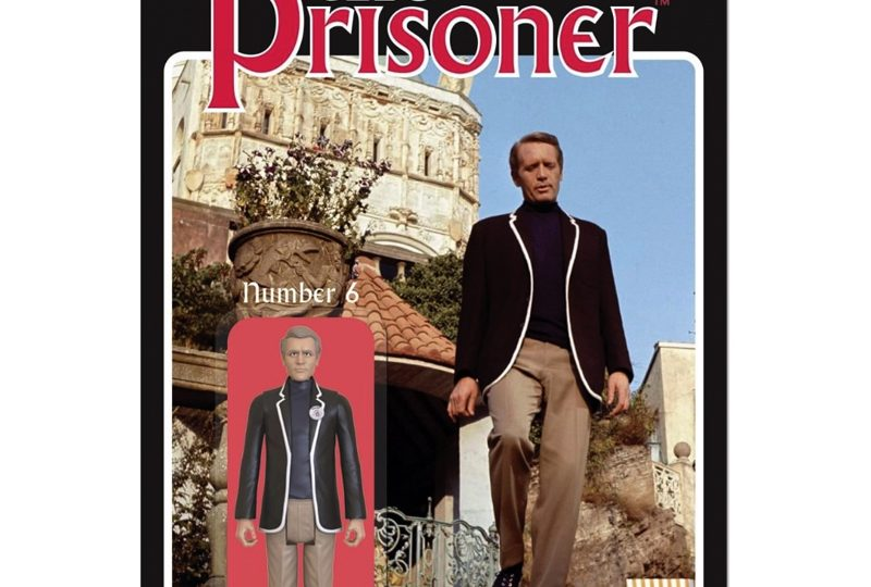 Louie Tucci and Wandering Planet Toys Resurrect TV Cult Classic 'The Prisoner'
