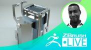 ZBrush for 2D Line Art & Illustration – Tony Leonard – Episode 22