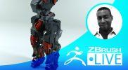 ZBrush for 2D Line Art & Illustration – Tony Leonard – Episode 25