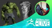 Sculpting the Hulk's Arms and Legs  – Mike Thompson  – Episode 29