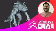 Conceptualización de Personajes y Criaturas para Producción con José Rosales – Episodio 23