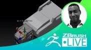 ZBrush for 2D Line Art & Illustration – Tony Leonard – Episode 28