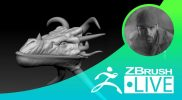 [ES]ZBrush 2019 – Invictus Designs with Victor Marin – Episode 7