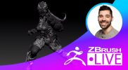 High Detail 3D Printed Collectibles – Sébastien Giroux – Episode 30
