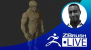 ZBrush for 2D Line Art & Illustration with Tony Leonard – Episode 29