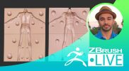 3D Printing in ZBrush: Ideas to Reality – Aiman Akhtar – Episode 44