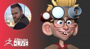 """Character Design & Conspiracy Theory – Matt Thorup """"The Redbeard"""" – Episode 19"""