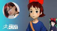[RU] Создание стилизованных персонажей – Olya Anufrieva