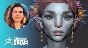 [PT-BR] A Indústria de Games, Arte 3D e Realidade Virtual – Ana Carolina Pereira – Episódio 16