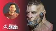 Pavlovich Workshop: New ZBrush 2020 Features – Michael Pavlovich – Episode 61