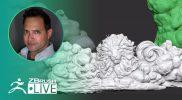 Lion-Lion-Arts: Sculpting & 3D Printing Iconic Characters – Daniel Enrique De León – Episode