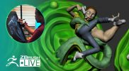 Mike T Artworks: Illustration by the Way of Sculpture – Mike Thompson – Episode 35