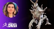 [PT-BR] A Indústria de Games, Arte 3D e Realidade Virtual com Ana Carolina Pereira