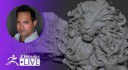 Lion-Arts: Sculpting & 3D Printing Iconic Characters – Daniel Enrique De León – Episode 4