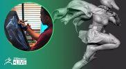 Princess Jun – Mike T Artworks – Mike Thompson – ZBrush 2020