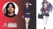 [JA] Digital Figurine Creation with raika9's Concept – Pixologic Daisuke Narukawa
