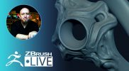 (Part 1) Sculpting Intricate Jewelry Designs in ZBrush – T.S. Wittelsbach