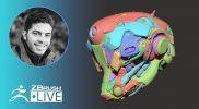 ZBrush Guides: Finishing up the Mech – Pablo Muñoz Gómez – ZBrush 2020