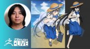 [日本語] ZBrushCoreで1からキャラクターモデルを作ろう – Pixologic Daisuke Narukawa – Part 4