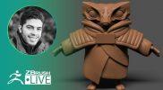 ZBrush Guides: 3D Model a New Character #withme ! – Pablo Muñoz Gómez – Part 2