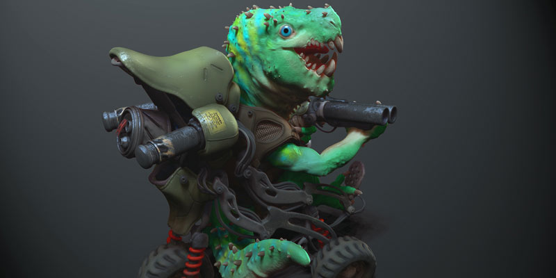 ZBrush Introduction