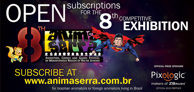 8th Annual AnimaSerra Now Accepting Submissions