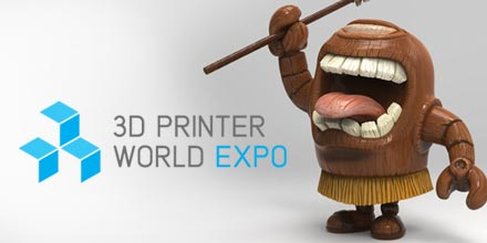 ZBrush at the 3D Printer World Expo 2014