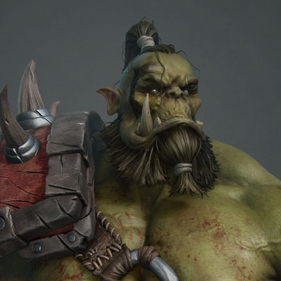 Orc Of A Good Time