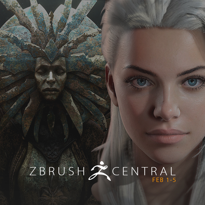 ZBrushCentral Highlights February 1-5
