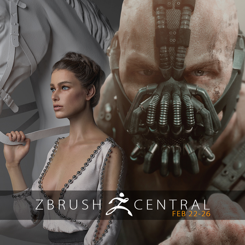 ZBrushCentral Highlights February 22-26