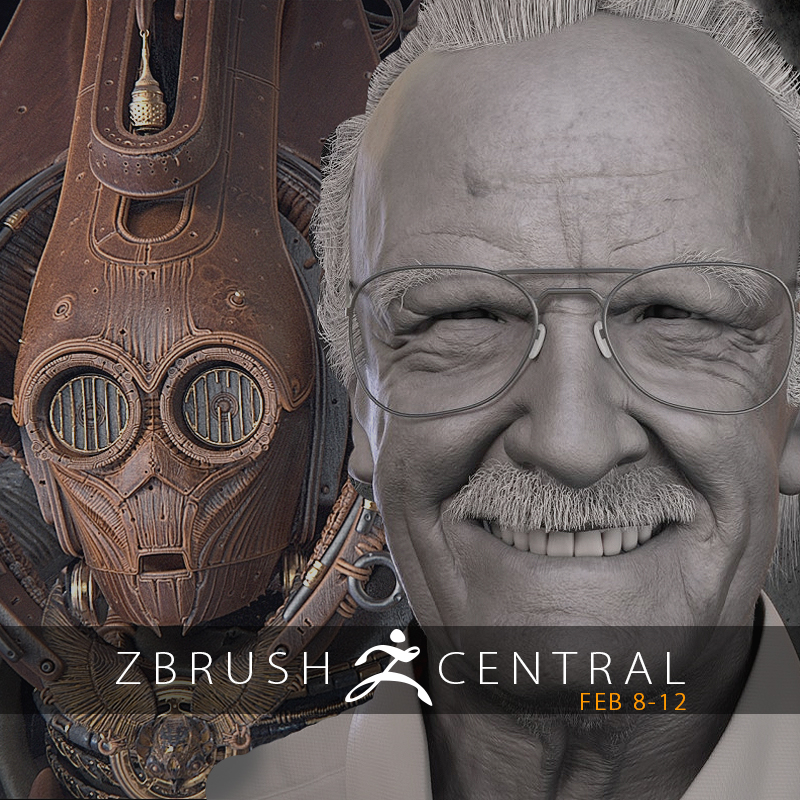ZBrushCentral Highlights February 8-12
